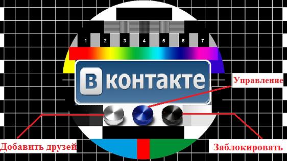 Настройка группы вКонтакте